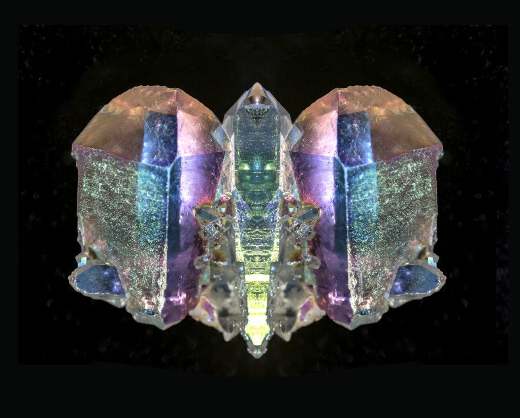 crystal,art,aura quartz